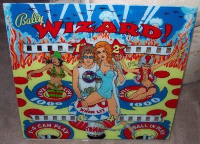 niin halpa koko 40 los angeles Wizard! – Bally 1974 – The Ottawa Pinball Arcade